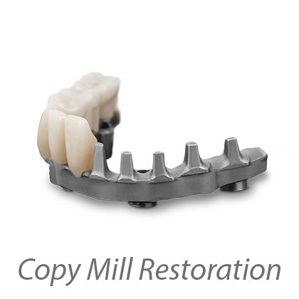 Copy Mill restoration